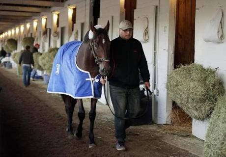 Kentucky Derby entrant Wicked Strong is is owned by Ipswich native Don Little Jr.